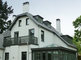 Woonhuis het Gooi:  Huizen door design iD