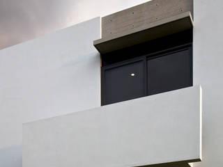 Casa Lumaly Casas modernas de Agraz Arquitectos S.C. Moderno