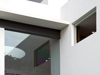 Modern houses by Agraz Arquitectos S.C. Modern