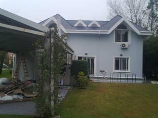 Ampliación Playroom en Saint Thomas: Casas de estilo  por DZ NZ Arquitectos