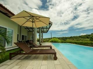 CASA MATA ATLANTICA Casas tropicais por TEÓFILO OTONI ARQUITETURA Tropical
