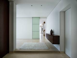 水谷壮市 Couloir, entrée, escaliers modernes