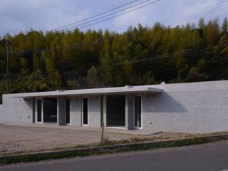 飯牟礼の住宅: アトリエ環 建築設計事務所が手掛けた家です。