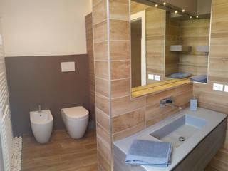 Modern bathroom by Luca Palmisano Architetto Modern