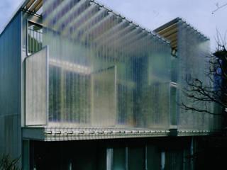 Modern Houses by 栗原正明建築設計室 Modern