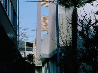コトハウス Koto house モダンな 家 の 栗原正明建築設計室 モダン