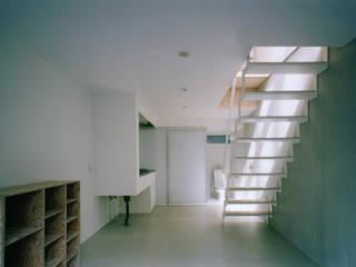 コトハウス Koto house モダンな キッチン の 栗原正明建築設計室 モダン