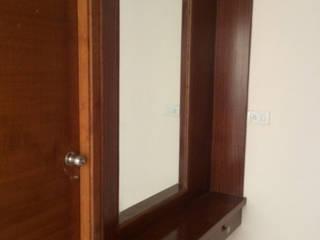 Modern style dressing rooms by Vedasri Siddamsetty Modern