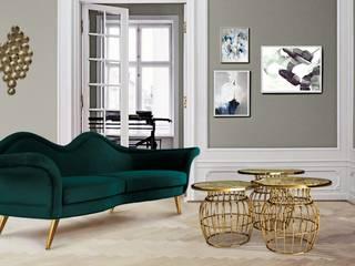 Sienna Side Table:   by Malabar