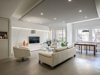studioQ Salas de estilo moderno