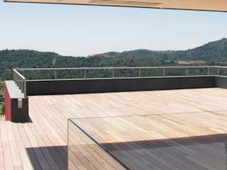 coma 03 juan marco arquitectos Casas de estilo moderno