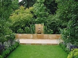 klassisches Gartenmotiv 2kn architekt + landschaftsarchitekt Thorsten Kasel + Sven Marcus Neu PartSchG Klassischer Garten Sandstein Grün