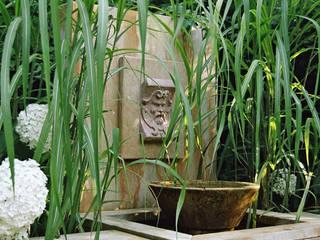 klassisches Gartenmotiv 2kn architekt + landschaftsarchitekt Thorsten Kasel + Sven Marcus Neu PartSchG Klassischer Garten Sandstein Beige