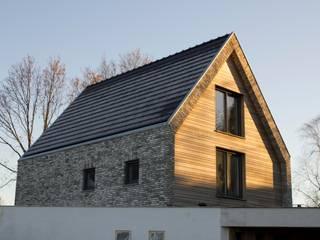 Villa Rijsbergen:  Huizen door Schneijderberg Architectuur & Design