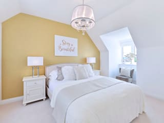 Showhome Classic style bedroom by Graham D Holland Classic