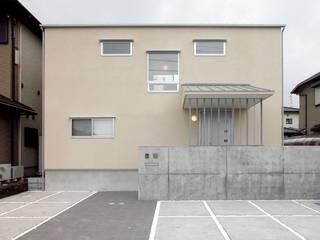 つながるハウス: 麻生建築設計工房が手掛けた家です。