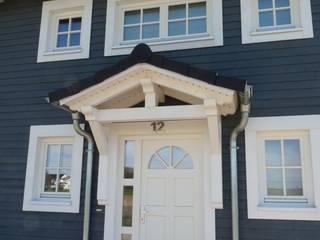 Schwedenhaus Charleston:  Fenster von Skan-Hus Projekt GmbH
