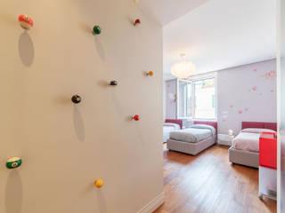 Modern nursery/kids room by cristina bisà Modern