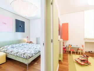 Modern style bedroom by cristina bisà Modern