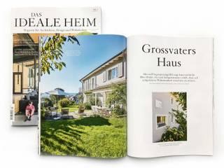EFH KÜSNACHT: moderne Häuser von Marc Briefer GmbH