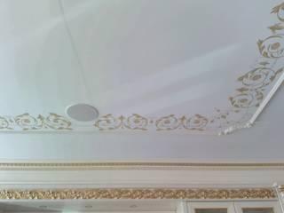 Художник декоратор ห้องทานข้าวของประดับและอุปกรณ์จิปาถะ Amber/Gold