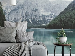 Forest Bathing Pixers Scandinavian style bedroom