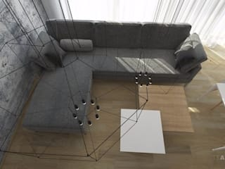 Living room by T3Atelier