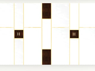 Rietveld:  in stile  di Hebanon Fratelli Basile - 1830