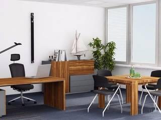 Complessi per uffici in stile  di T3Atelier