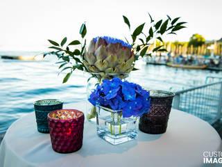 Visual Design: Calzedonia Notte Italiana Mediterrane Veranstaltungsorte von The Harrison Spirit Mediterran