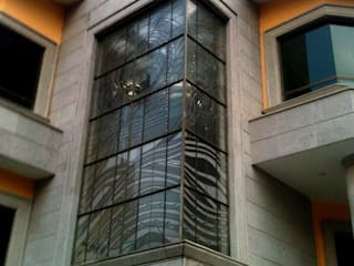 Casas de estilo  de JMS DISEÑO DE INTERIORES MUEBLES Y CONSTRUCCION ,
