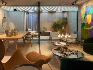 Moderne Wohnzimmer von CLS ARQUITETURA Modern