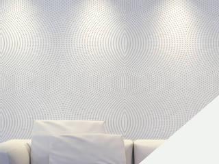 LINEA DESIGN Paredes y pisos de estilo moderno de Sojo Coverings Moderno
