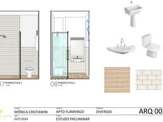 von LV Arquitetura Skandinavisch