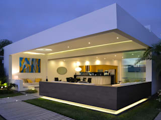 Modern houses by DMS Arquitectas Modern