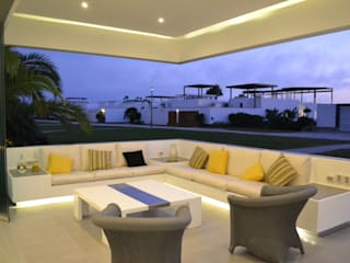 Terrace by DMS Arquitectas