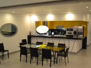 Comedor y Cocina Comedores de estilo moderno de DMS Arquitectas Moderno