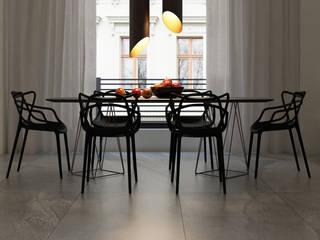 Diseño de interiores Comedores modernos de MG estudio de arquitectura Moderno