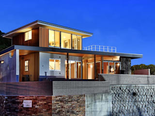 松山市 梅津寺の家: Y.Architectural Designが手掛けた家です。