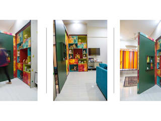 Modern Kid's Room by The Red Brick Wall Modern