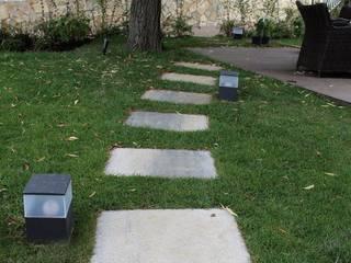 Jardines minimalistas de SOiL arquitectura del paisaje Minimalista Hormigón