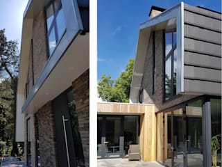Case in stile  di TS architecten BV