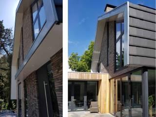 Houses by TS architecten BV, Modern