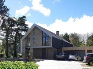 บ้านและที่อยู่อาศัย by TS architecten BV