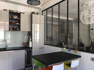 LSAI Industrial style kitchen
