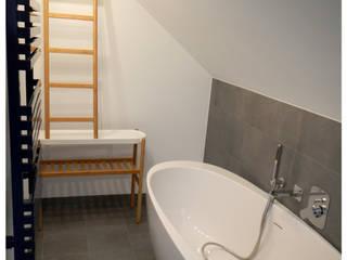 Baños de estilo escandinavo de PUFF Escandinavo