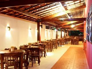 Ambientação de Restaurante Regional por Cecilia Boeckmann Arquitetura