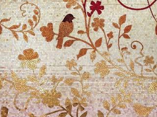 Каменная мозаика Мозаика из смальты:  в . Автор – Art Place