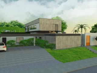 Moderne Häuser von Espaco AU Modern