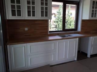NSM Mobilya – Mutfak: modern tarz Mutfak